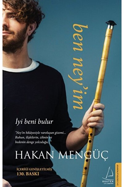 Destek Yayınları Ben Ney'im (Genişletilmiş Baskı) Hakan Mengüç Ela Kitabevi