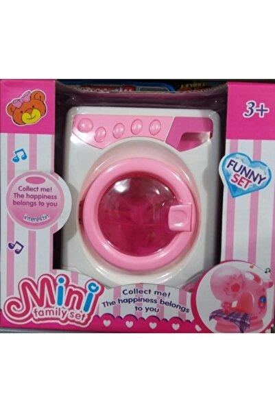 Funny Pilli Sesli Içi Dönen Çamaşır Makinesi