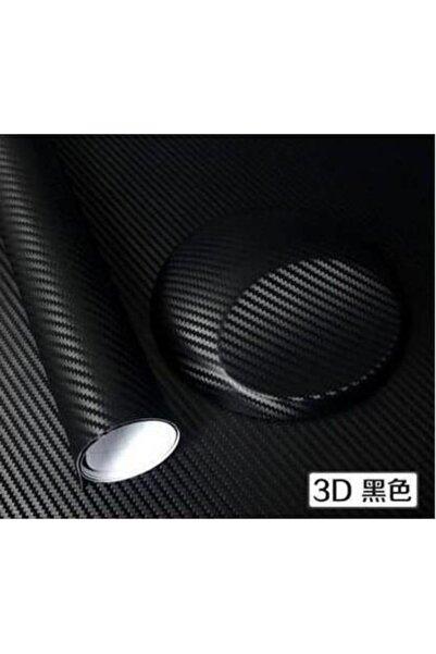 AUTOFOLYO 3d Karbon Folyo Siyah 127 Cm X 1 Metre