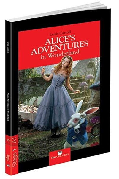 MK Publications Stage-1 Alice's Adventures In Wonderland