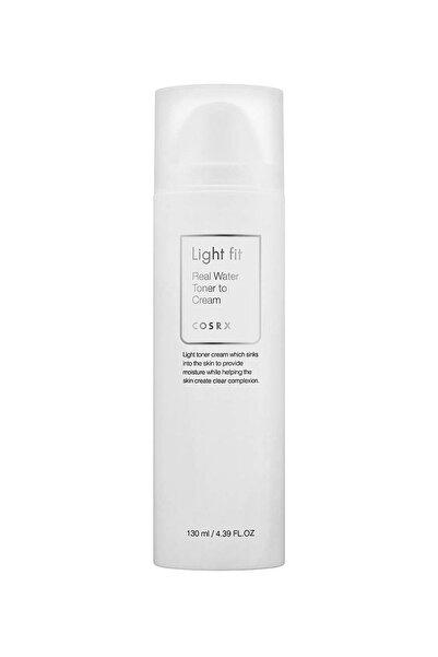 Cosrx Light Fit Real Water Toner To Cream – Işıltı Artırıcı Tonik & Krem