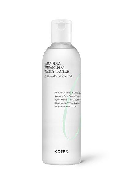 Cosrx Aha Bha Vitamin C Daily Toner 280ml – Günlük C Vitamini Toniği