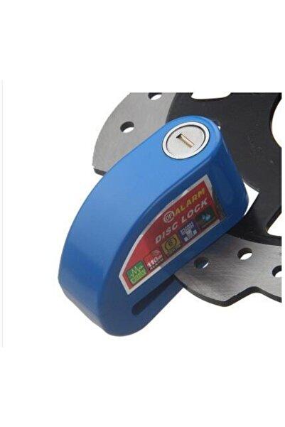 Locks Alarmlı Disk Kilidi 110 Desibel