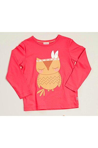 Wonder Kıds Kız Çocuk Pembe Sweatshirt