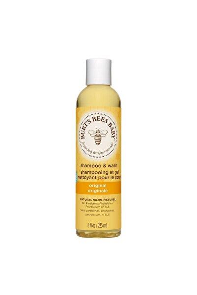 Burts Bees Bebek Saç Ve Vücut Şampuanı 235 Ml