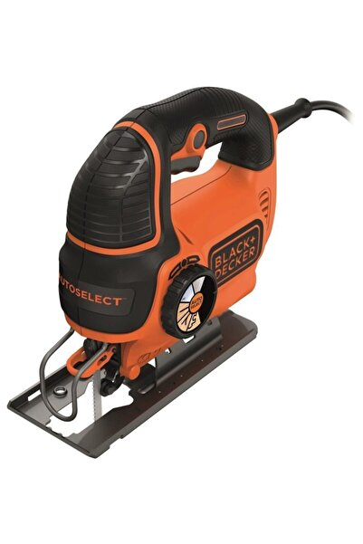 Black&Decker Dekupaj Testere 550watt Ks801se
