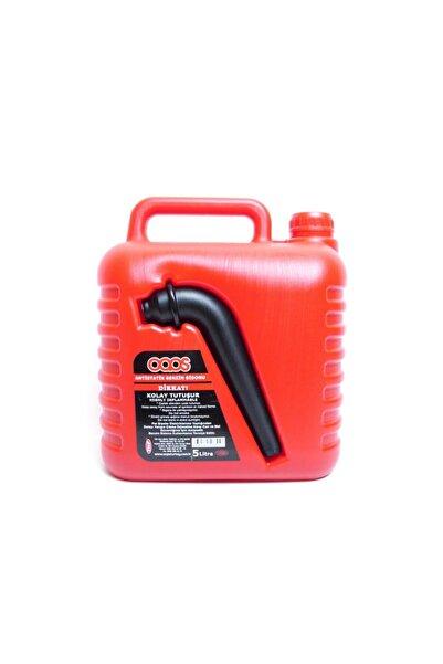 OOPS 5 Lt Benzin Bidonu