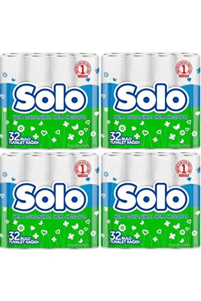 Solo Tuvalet Kağıdı 4 X 32 Rulo