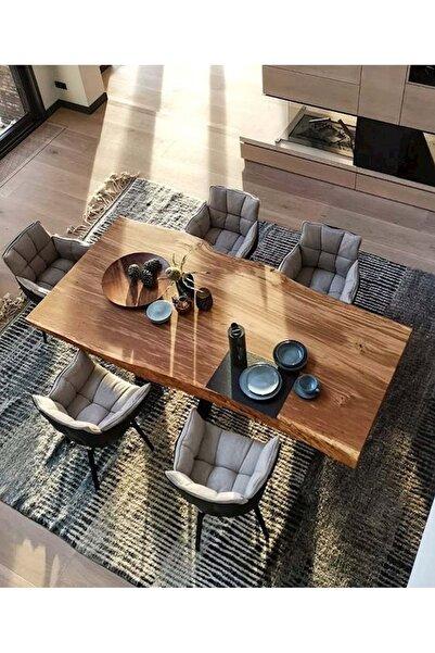 Flaş Group Ahşap Masa Masif Masa Ahşap Yemek Masası Masif Yemek Masası Toplantı Masası Mutfak Masası
