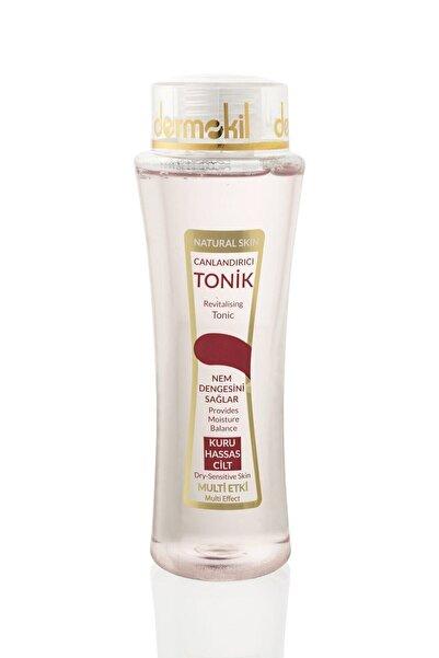 Dermokil Natural Skin Tonik Kuru Ciltler 200 ml Cilt Temizleyici