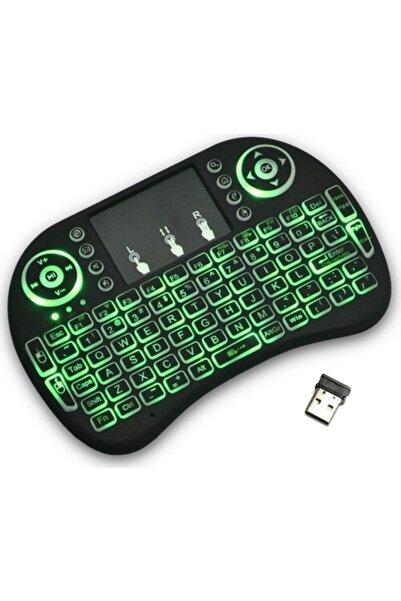 BLUE İNTER Mini Klavye Kablosuz Taşınabilir Usb Uyumlu