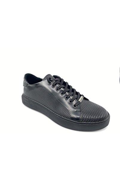 Cacharel Ayakkabı Erkek Siyah Ayakkabı