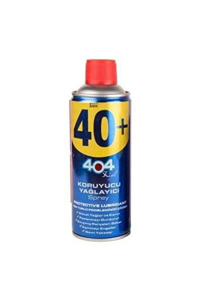 404 Kimya 404 Koruyucu Yağlayıcı Sprey 400 ml