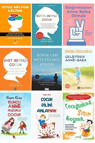 peta kitap Çocuk Gelişim Seti (Otuz Milyon Kelime, Bütün-beyinli Çocuk, Bağırmayan Anne Baba Olmak + 6 Kitap)