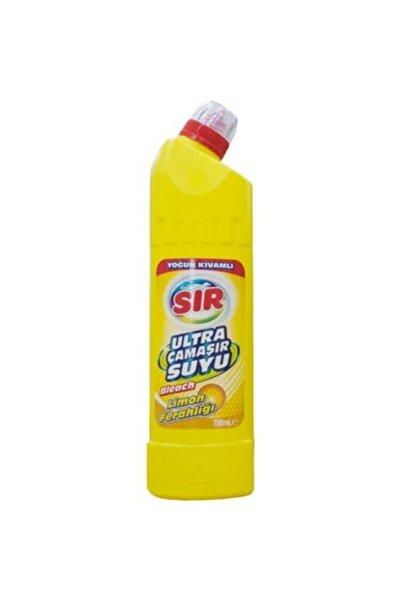 Sır Ultra Çamaşır Suyu Limon Ferahlığı 1l X 2 Adet
