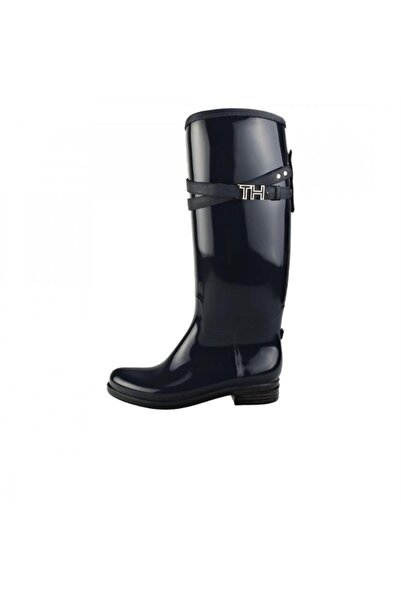 Tommy Hilfiger Th Hardware Rubber Longboot