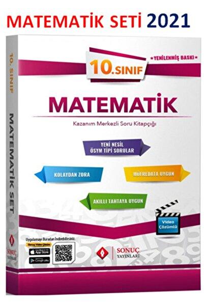 Sonuç Yayınları 10 Sınıf Matematik Seti 2022