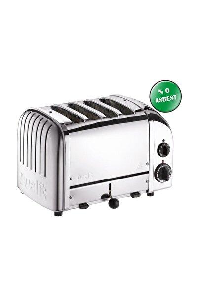 Dualit 47030 Classic 4 Hazneli El Yapımı Ekmek Kızartma Makinesi