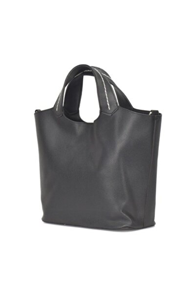 Butigo Siyah Kadın Kol Çantası