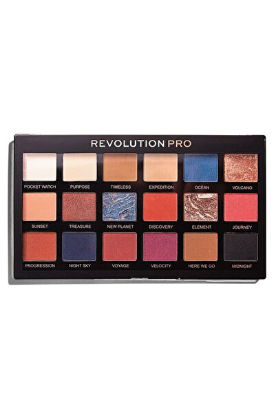 Revolution Pro Regeneration Palette -trends Azure Far Paleti - 5057566027588