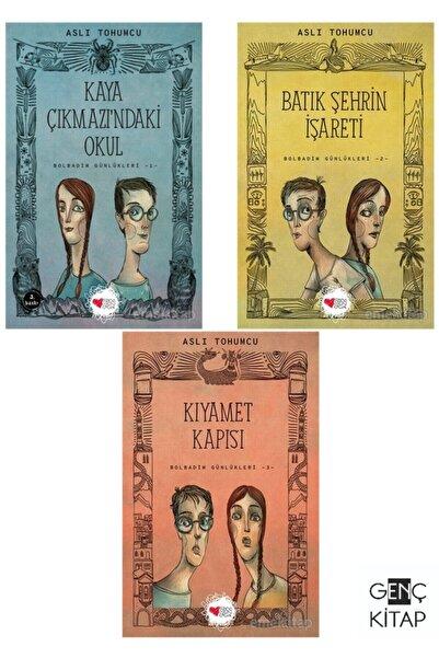 Can Yayınları Bolbadim Günlükleri 3 Kitap Set Aslı Tohumcu / Can