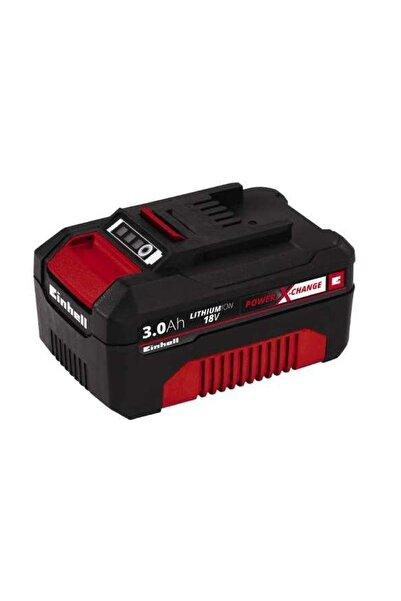 Einhell 18 V 3,0 Ah Amper Power X-change Li-ıon Akü