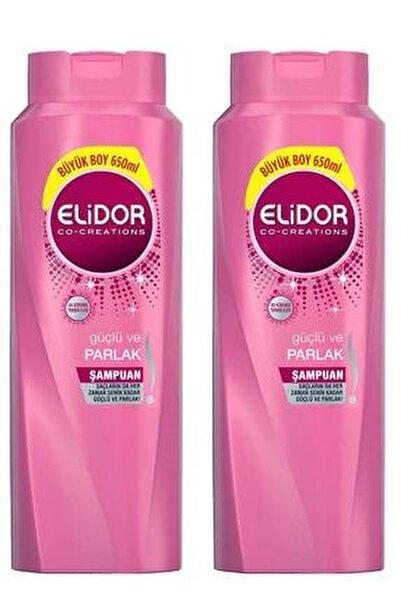Elıdor Şampuan Güçlü Parlak 650 Ml ( 2 Adet )