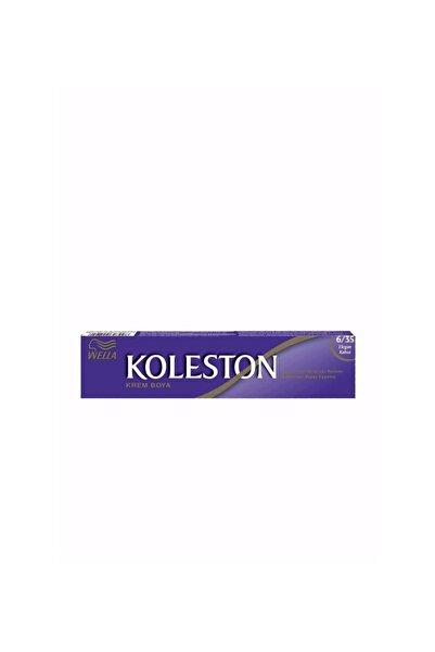Colgate Koleston Tüp 6.35 Saç Boyası Elagan Kahve