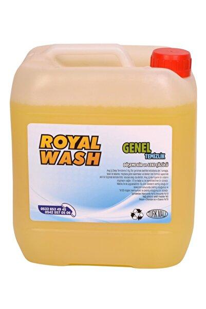 Royal Wash Genel Temizlik ( Döşeme Tavan Ve Halı Temizleyici ) 5 Kg