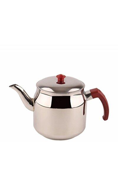 MENZİR Çelik Kahveci Çaydanlık Kahveci Demliği No: 1 - 1.2 Lt