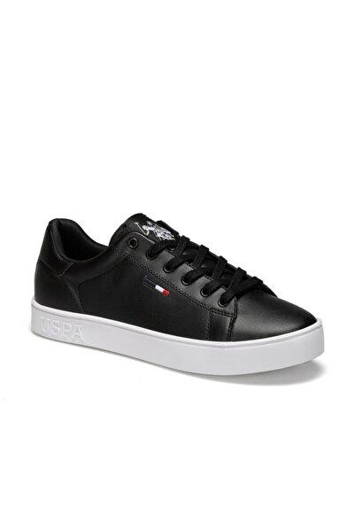 U.S. Polo Assn. FLEX Siyah Kadın Sneaker Ayakkabı 100504699