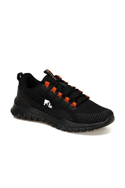 lumberjack Weasley Siyah Günlük Erkek Yürüyüş Ve Spor Ayakkabı