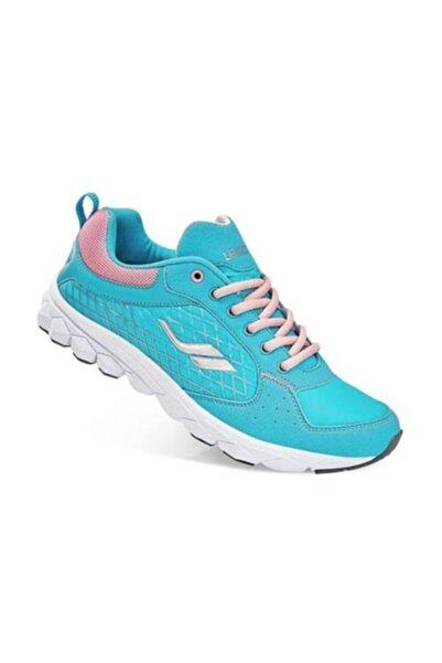 Lescon L-2610 Kadın Günlük Spor Turkuaz Ayakkabı