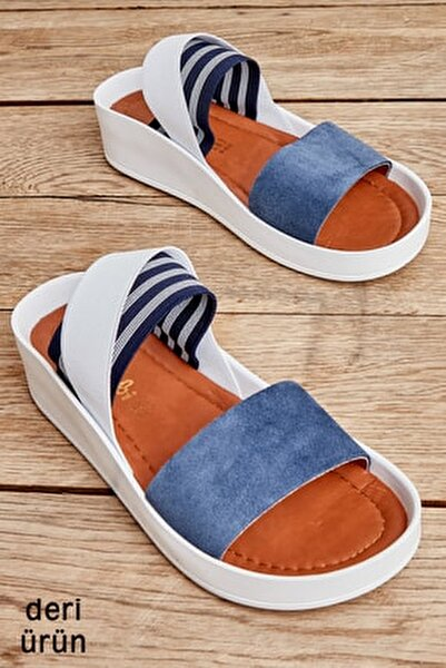 Lacıvert Kadın Sandalet L0515131002