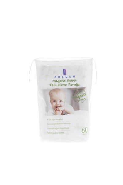 Promum Bebek Temizleme Pamuğu Organik