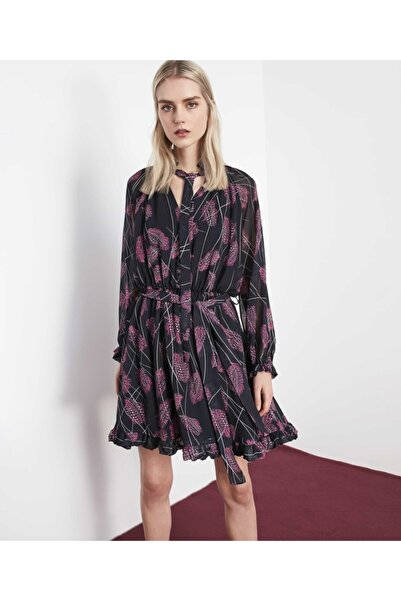 İpekyol Kuşaklı Elbise