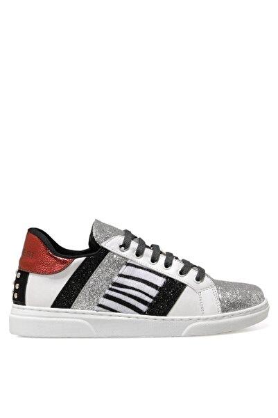Nine West Mulpı Beyaz Kadın Fashion Sneaker