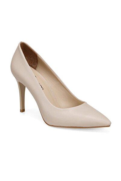 Butigo Efsa Bej Kadın Topuklu Ayakkabı