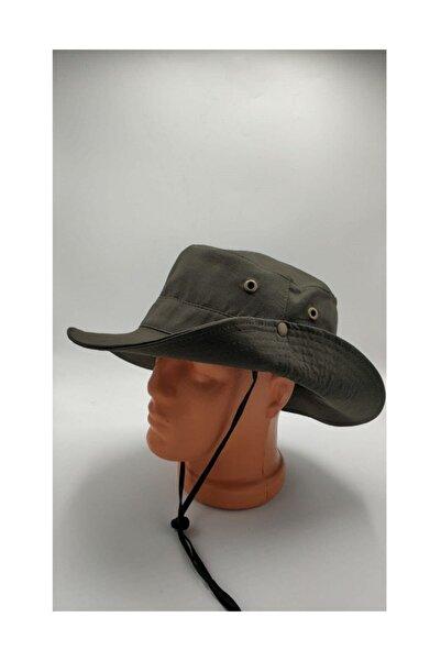 GONCA ŞAPKA Yazlık Katlanabilir Safari Şapkası