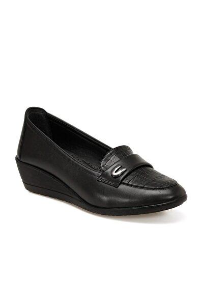 Polaris 161346.Z Siyah Kadın Comfort Ayakkabı 100548366