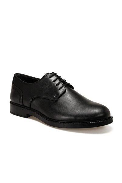 Downtown 031-3 Siyah Erkek Klasik Ayakkabı