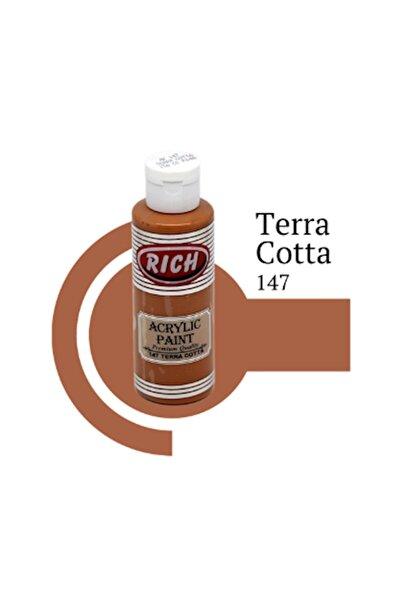 Rich Akrilik Boya 120 Cc Terra Cotta