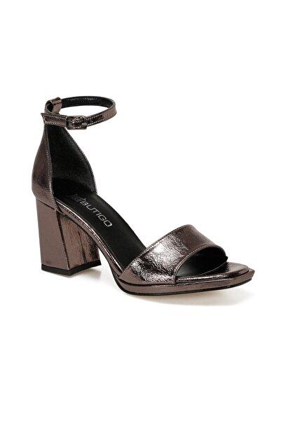 Butigo Jacop Gümüş Kadın Topuklu Ayakkabı