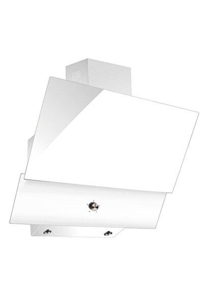 KUMTEL Da6-830 Cam Davlumbaz Beyaz