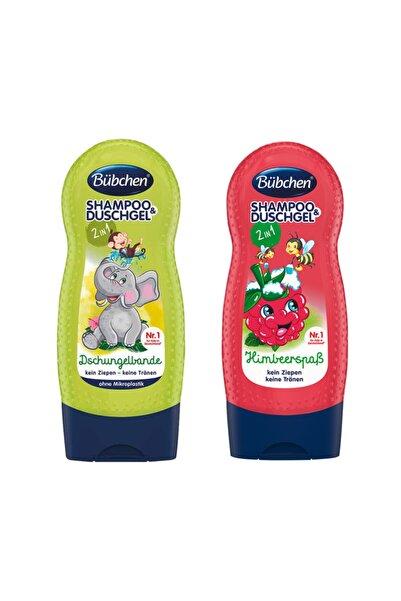 Bübchen Ikili Çocuk Şampuan Set