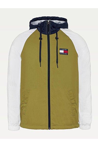 Tommy Hilfiger Tjm Colorblock Zıpthrough Jacket