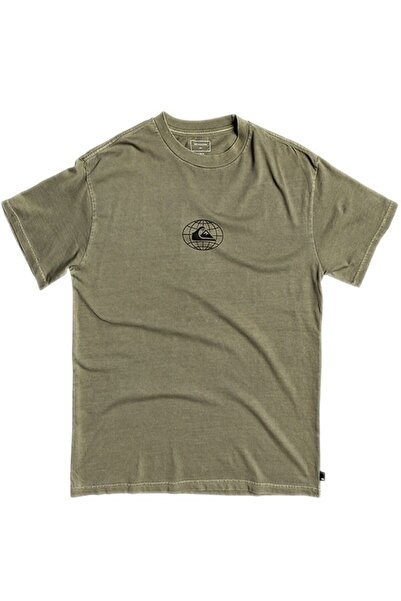 Quiksilver Global Groovess M Tees Gzh0 T-shirt