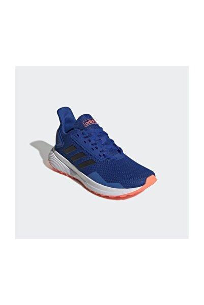 adidas DURAMO 9 Mavi Kadın Koşu Ayakkabısı 100546345