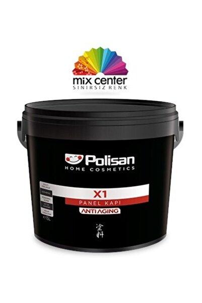 Polisan X1 Panel Kapı Boyası Tüm Renkler 2.5 Lt (3.5 Kg) Kokusuz