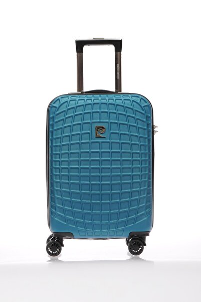 Pierre Cardin Pıerre Cardın 04pc1300-03-tk Turkuaz Unısex Kabin Boy Bavul